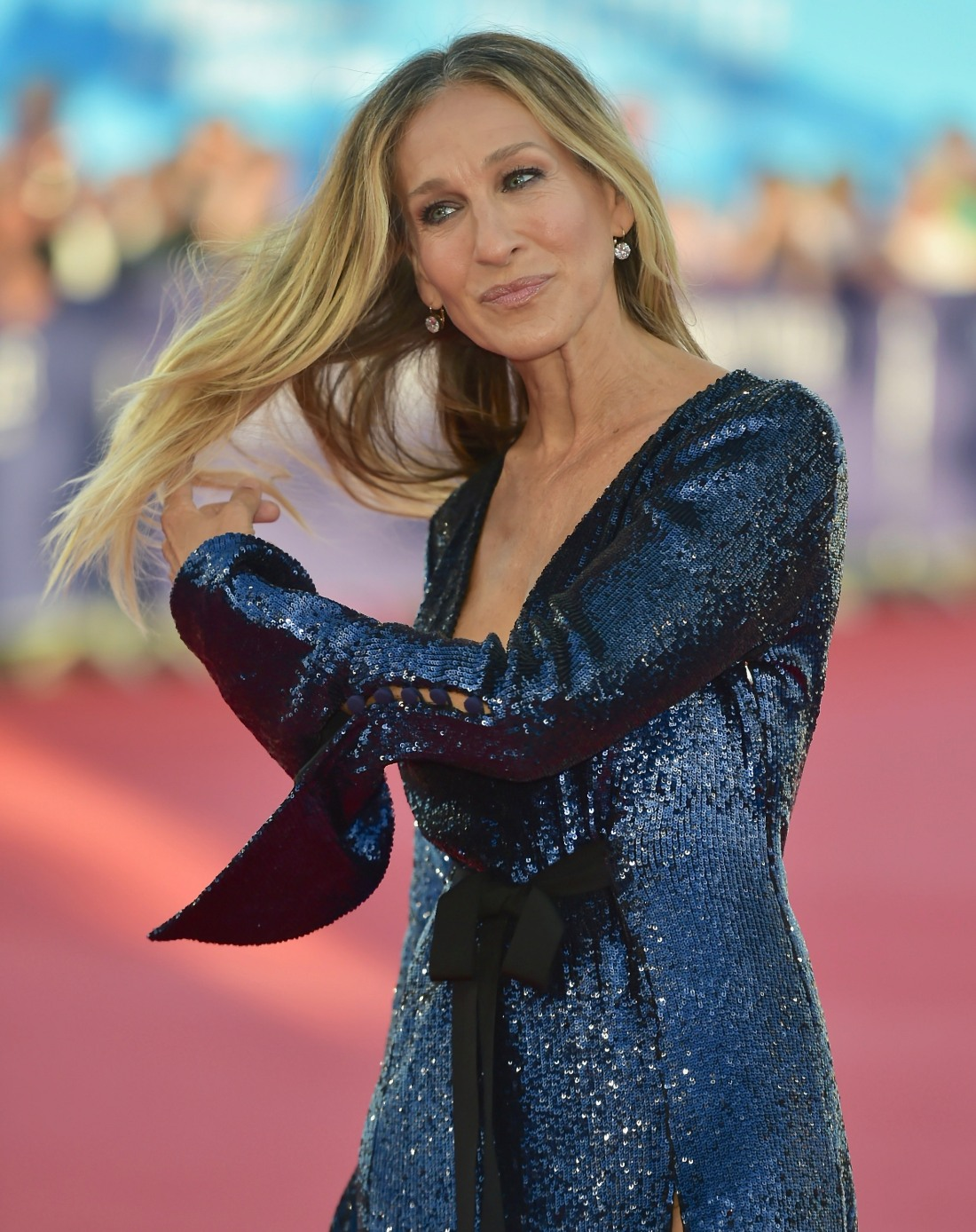 44th Deauville American Film Festival - 'Here and Now' - Premiere
