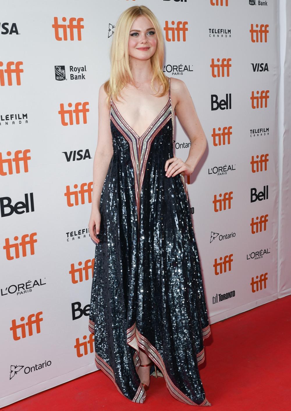 2018 Toronto Film Festival - 'Teen Spirit' - Premiere