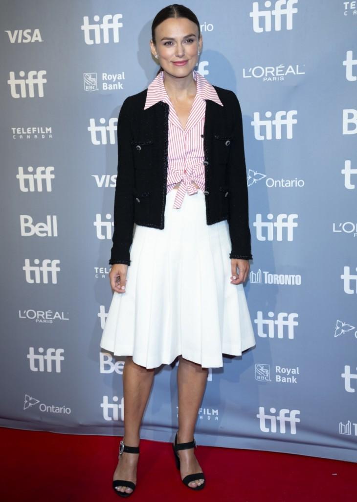 43rd Toronto International Film Festival - 'Colette' - Press Conference