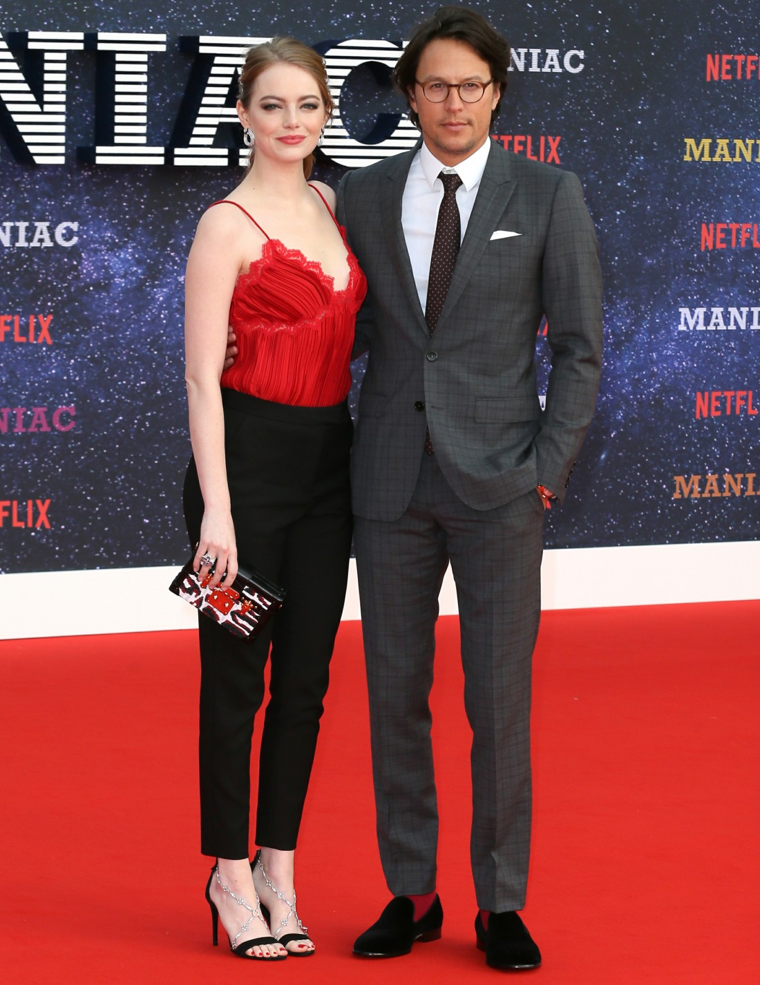 The World Premiere of 'Maniac' held at the BFI Southbank