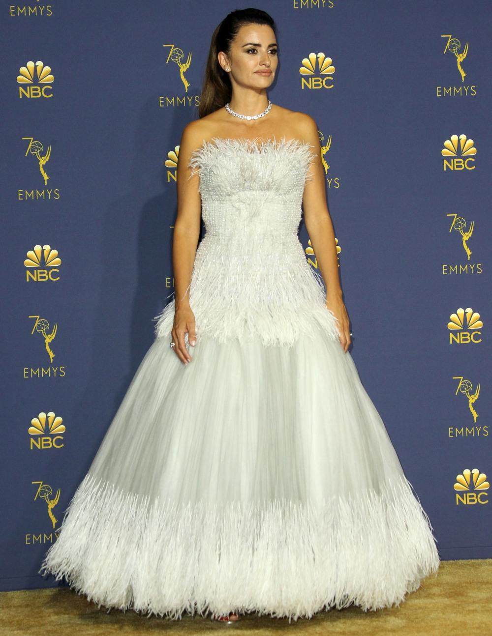 70th Emmy Awards (2018) Press Room