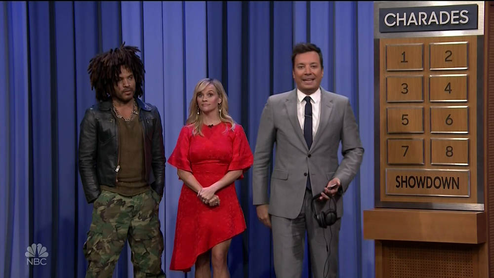 Lip Sync Charades as seen on NBC's 'The Tonight Show Starring Jimmy Fallon.'