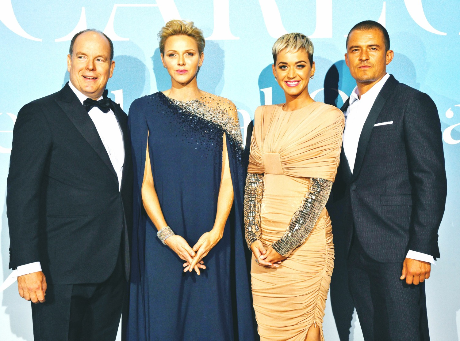 Monte Carlo Gala, for the Global Ocean 2018 - Arrivals