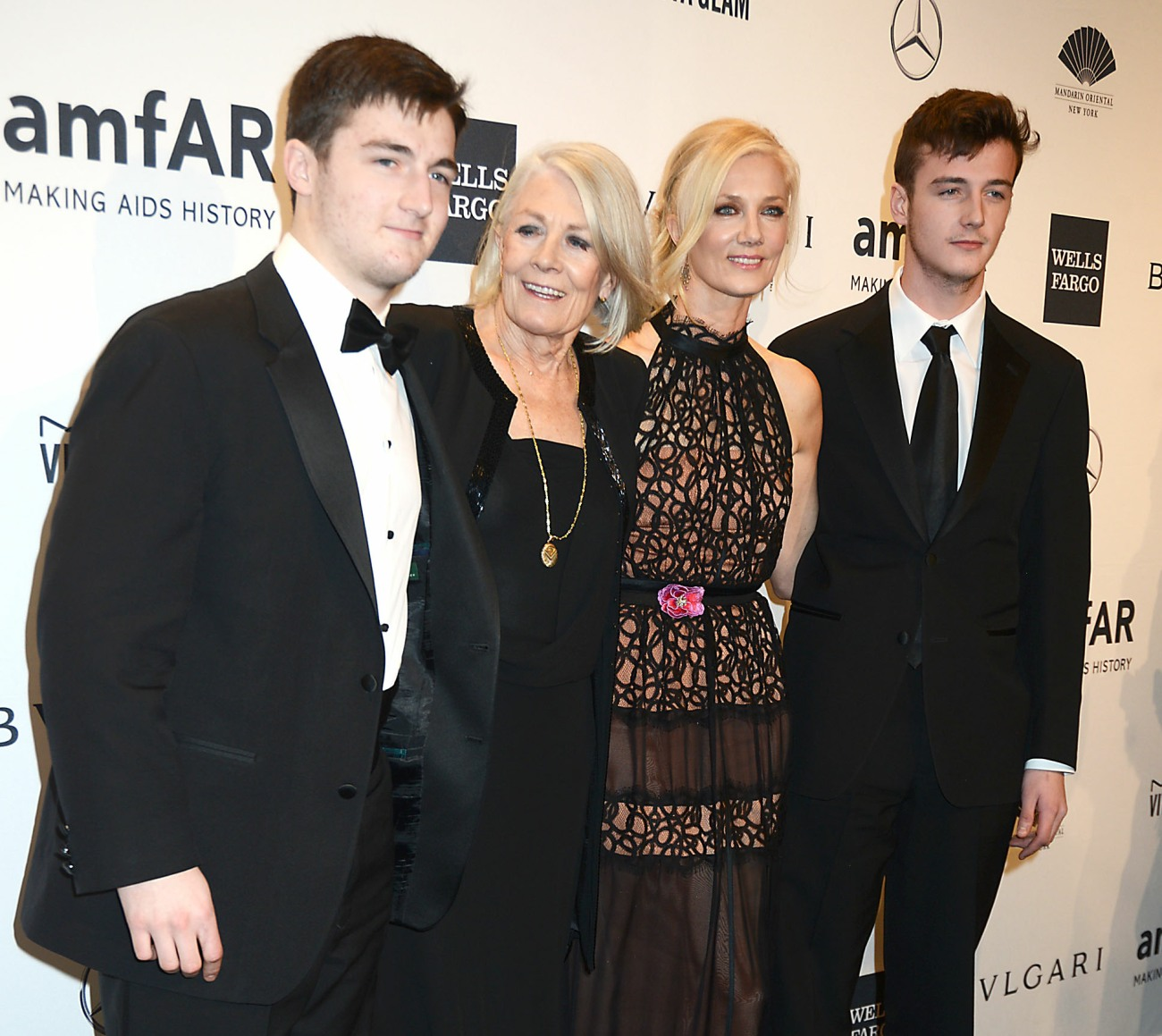 Vanessa Redgrave and Joely Richardson at..........