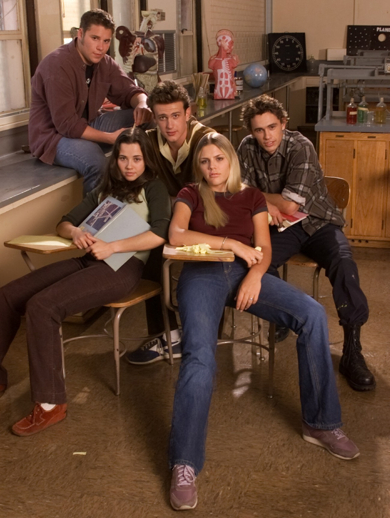 """Freaks and Geeks"" 1999"