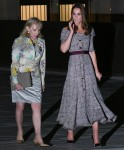 Kate Middleton opens a new photography centre at the V&A