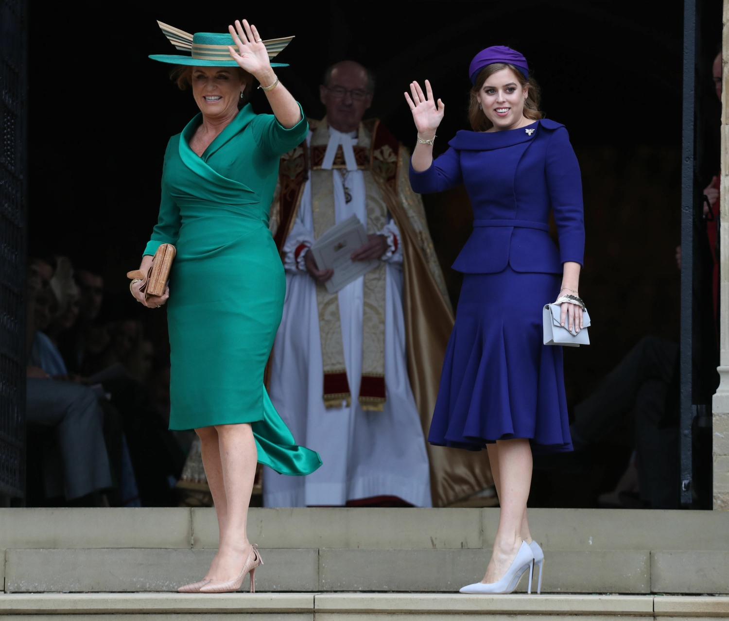 Princess Beatrice Wore Ralph And Russo To