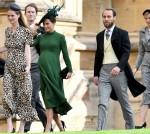 The wedding of Princess Eugenie and Jack Brooksbank, Pre-Ceremony, Windsor, Berkshire, UK -  12 Oct 2018