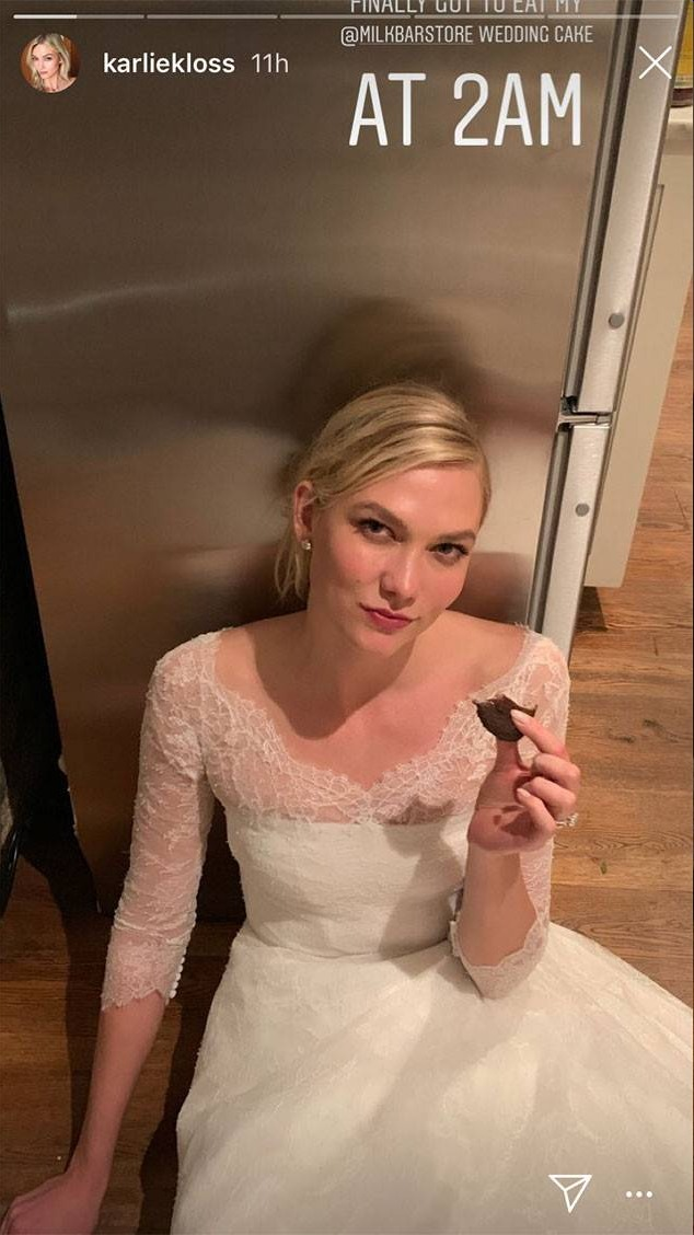 karlie wedding