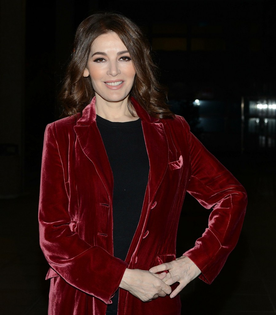 Nigella Lawson & guests on The Late Late
