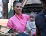 Kim Kardashian in NYC