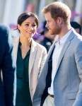 Prince Harry, Duke of Sussex and Meghan, Duchess of Sussex visit Sussex