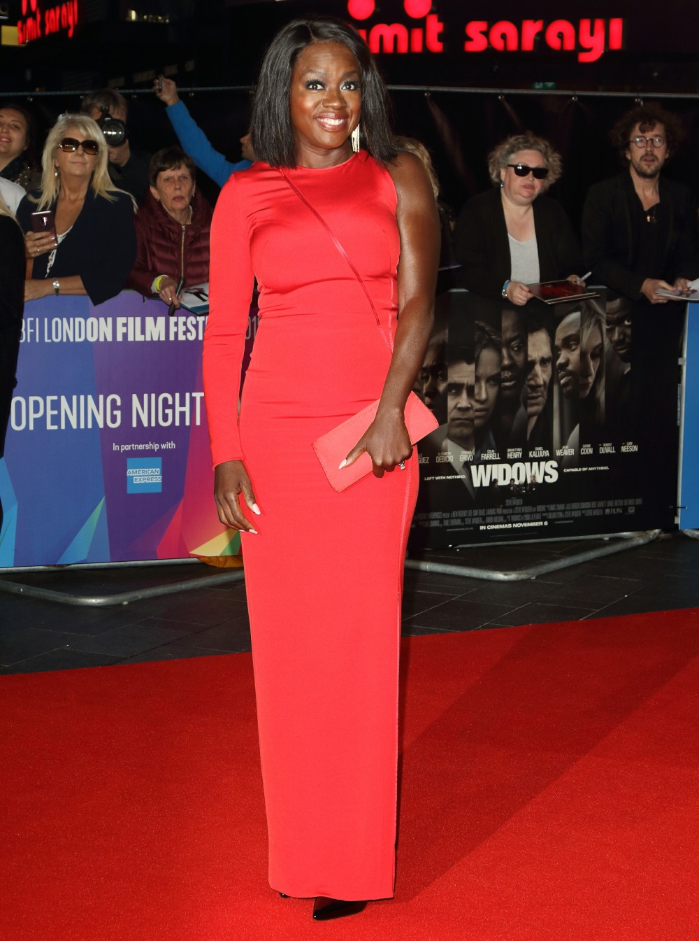 62nd BFI London Film Festival Opening Gala