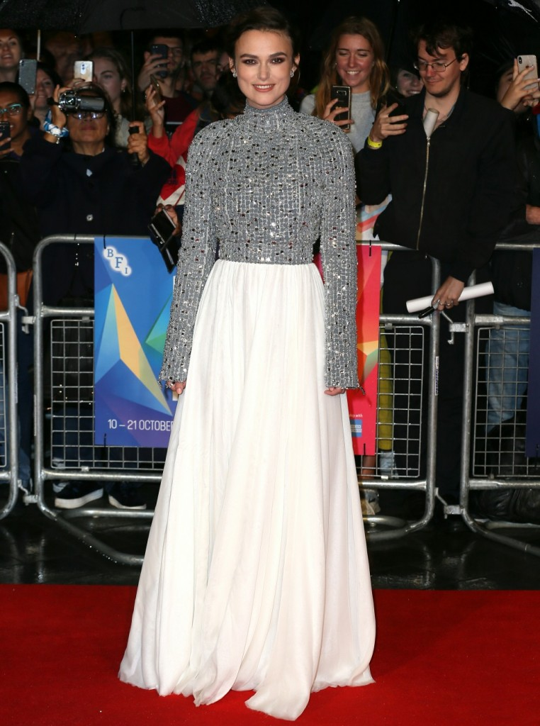 The BFI 62nd London UK Premiere of 'Colette' held at the Cineworld Leicester Square