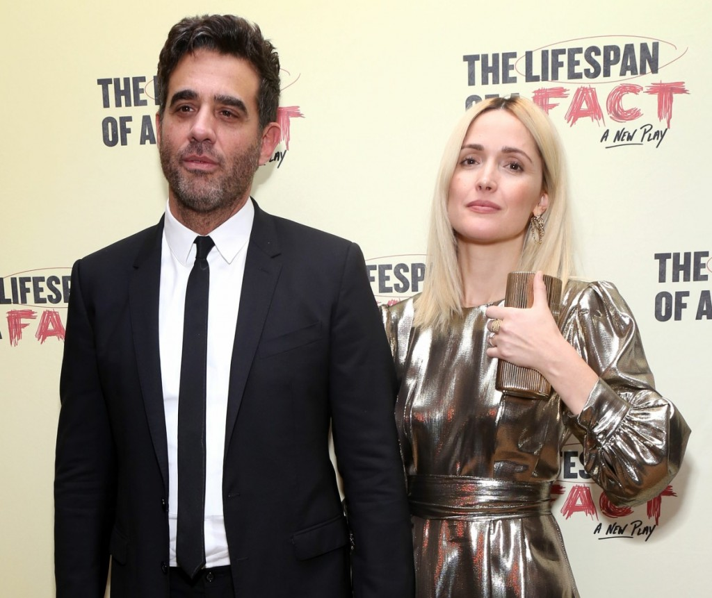 Lifespan Of a Fact Opening Party - Arrivals