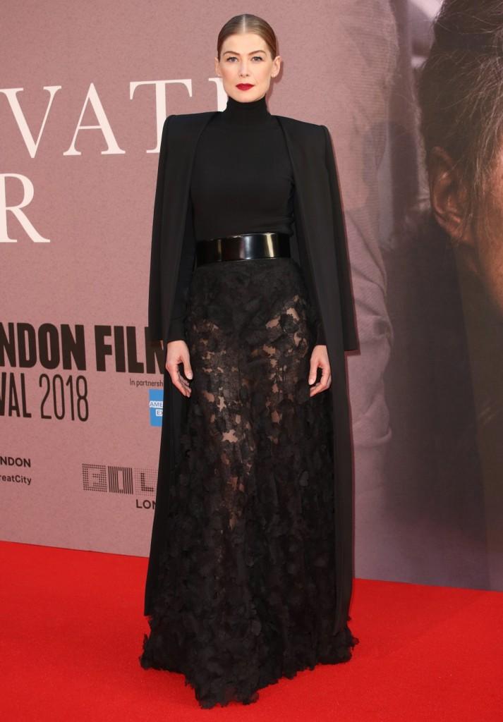 BFI London Film Festival A Private War