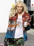Gwen Stefani hits the studio for rehearsal in Burbank