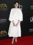 Anne Hathaway attends The 22nd Annual Hollywood Film Awards in Los Angeles