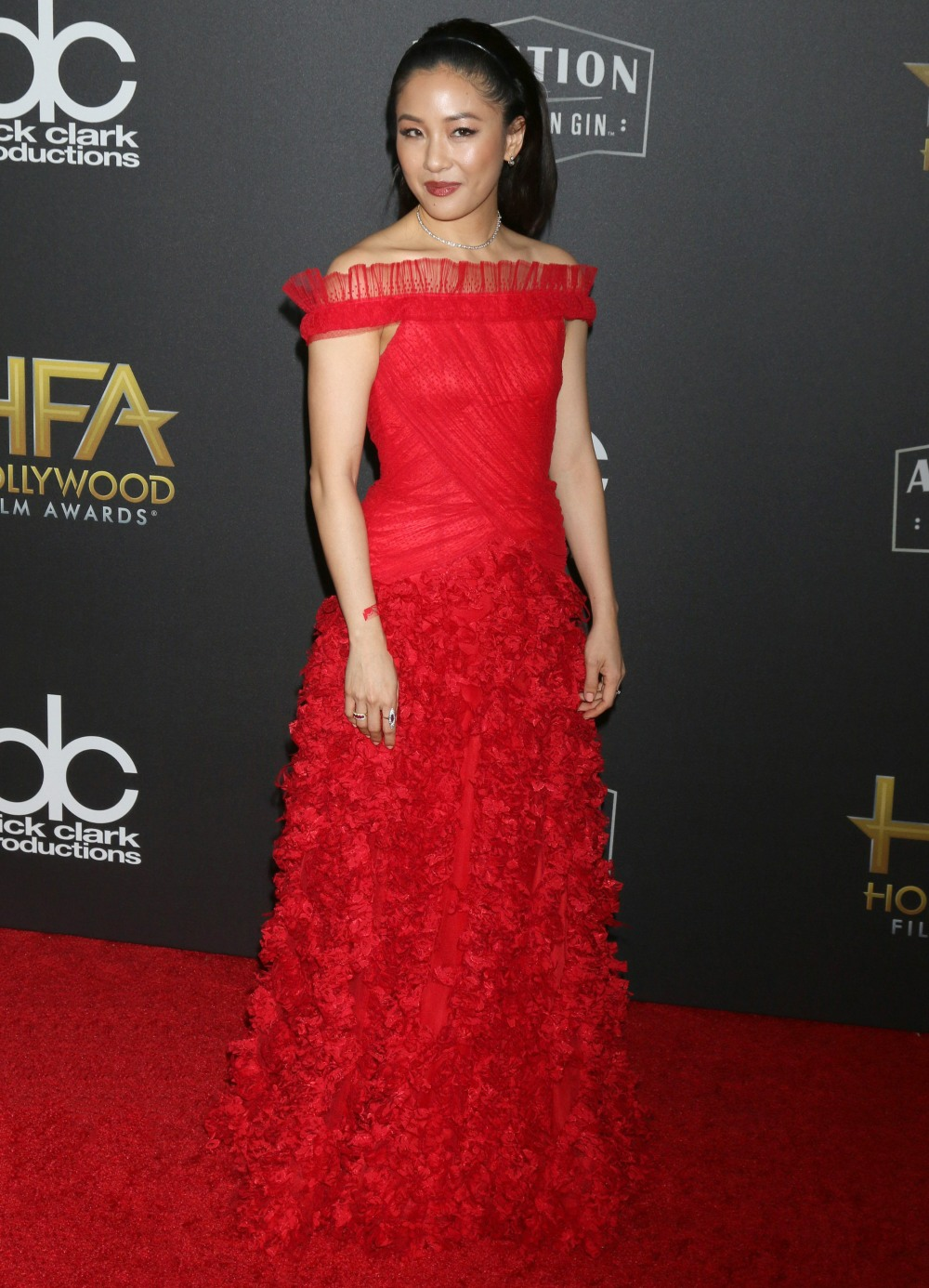 Constance Wu at arrivals for 22nd Annual...