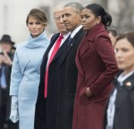 President Trump and First Lady Melania