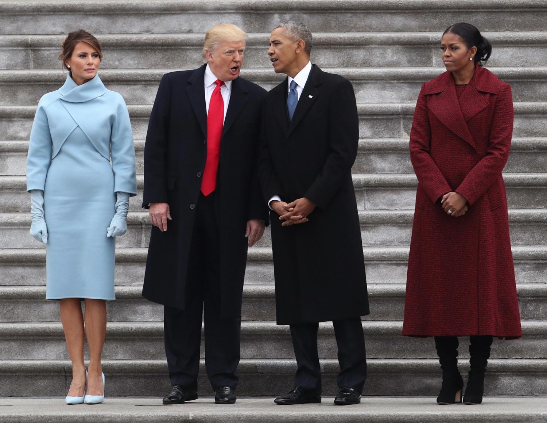 Inaguration of President Donald Trump