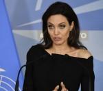 Angelina Jolie NATO