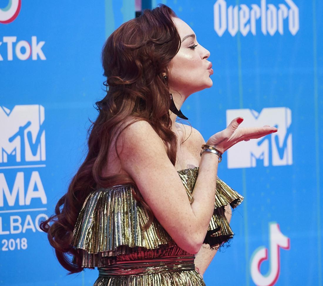 25th MTV Europe Music Awards in Bilbao