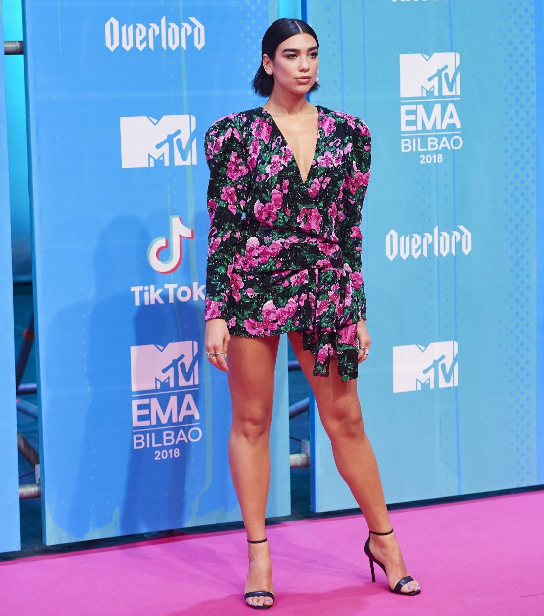 25th MTV Europe Music Awards EMAs 2018 - Red Carpet Arrivals