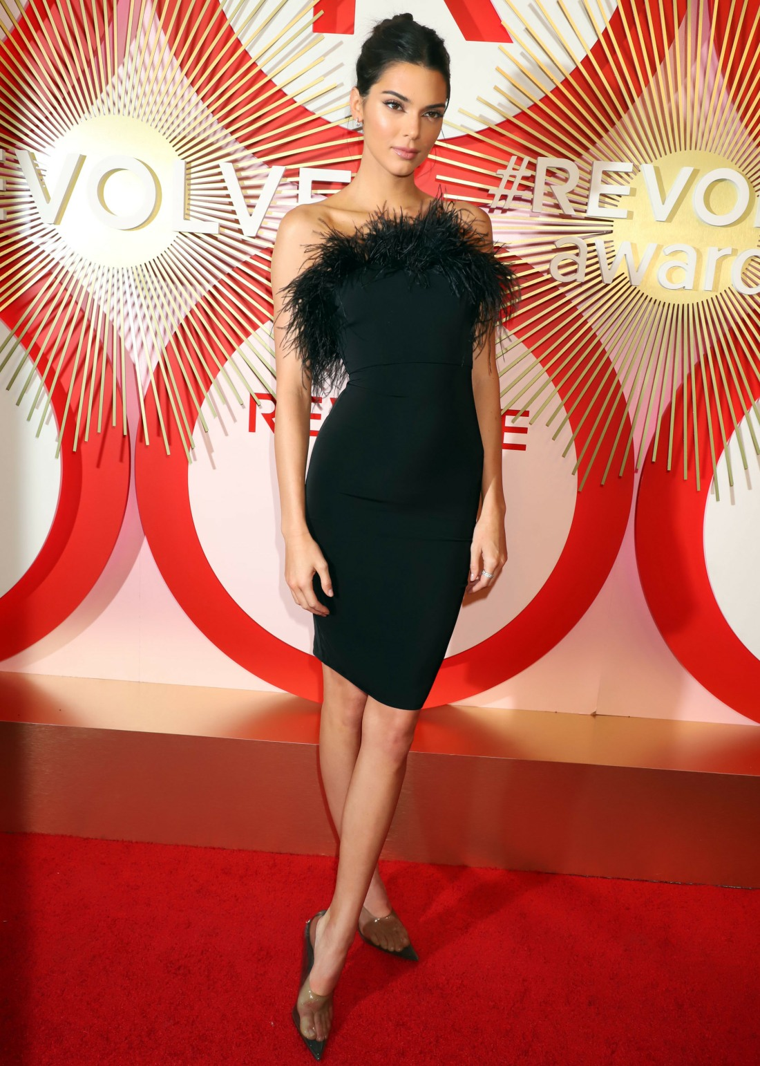 2nd Annual Revolve Awards - Arrivals