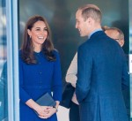 The Duke and Duchess of Cambridge visit Rotherham