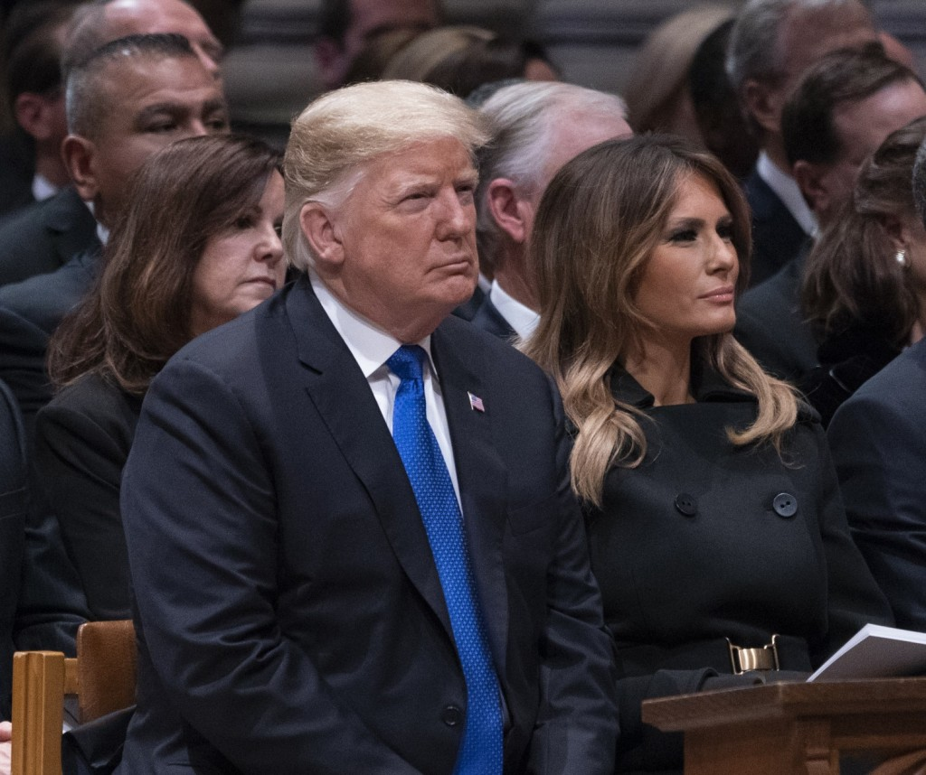 State Funeral for former United States President George H.W. Bush