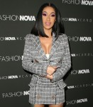 Fashion Nova x Cardi B Collaboration Launch Event