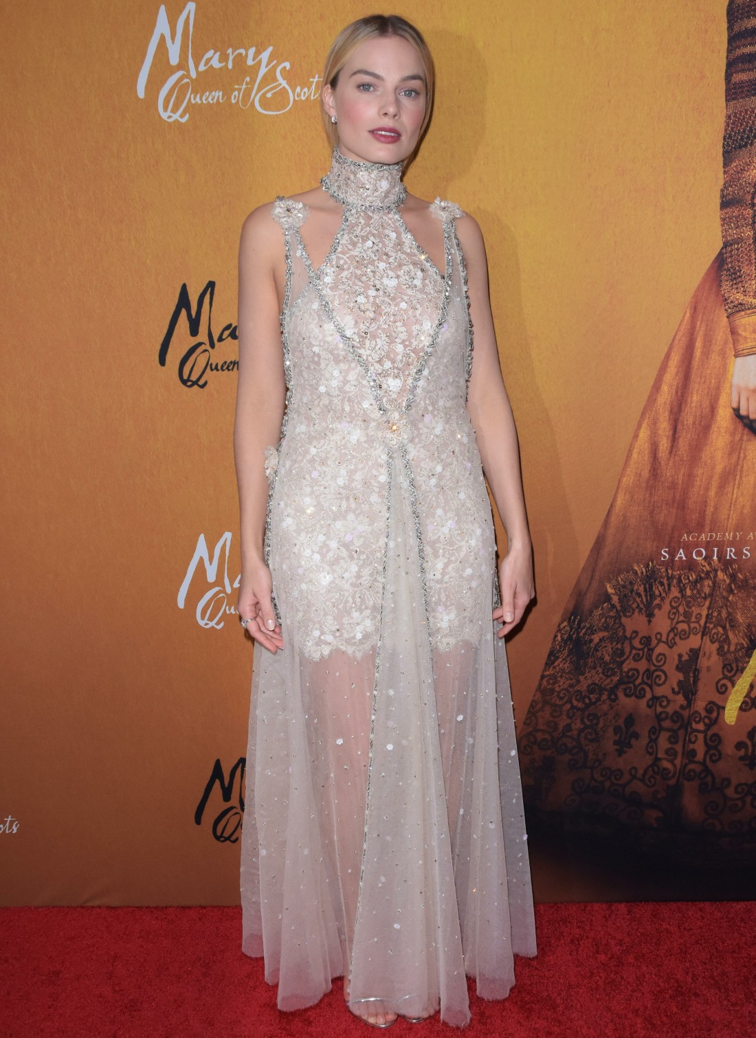 'Mary Queen of Scots' NYC Premiere - Arrivals