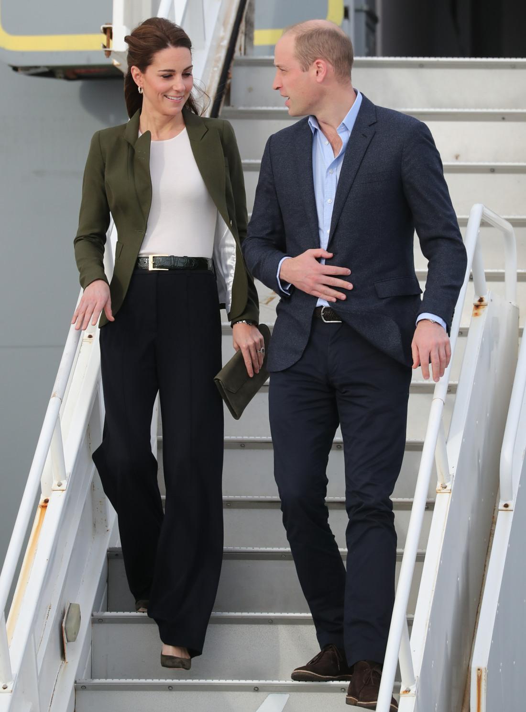 The Duke and Duchess of Cambridge visit Cyprus