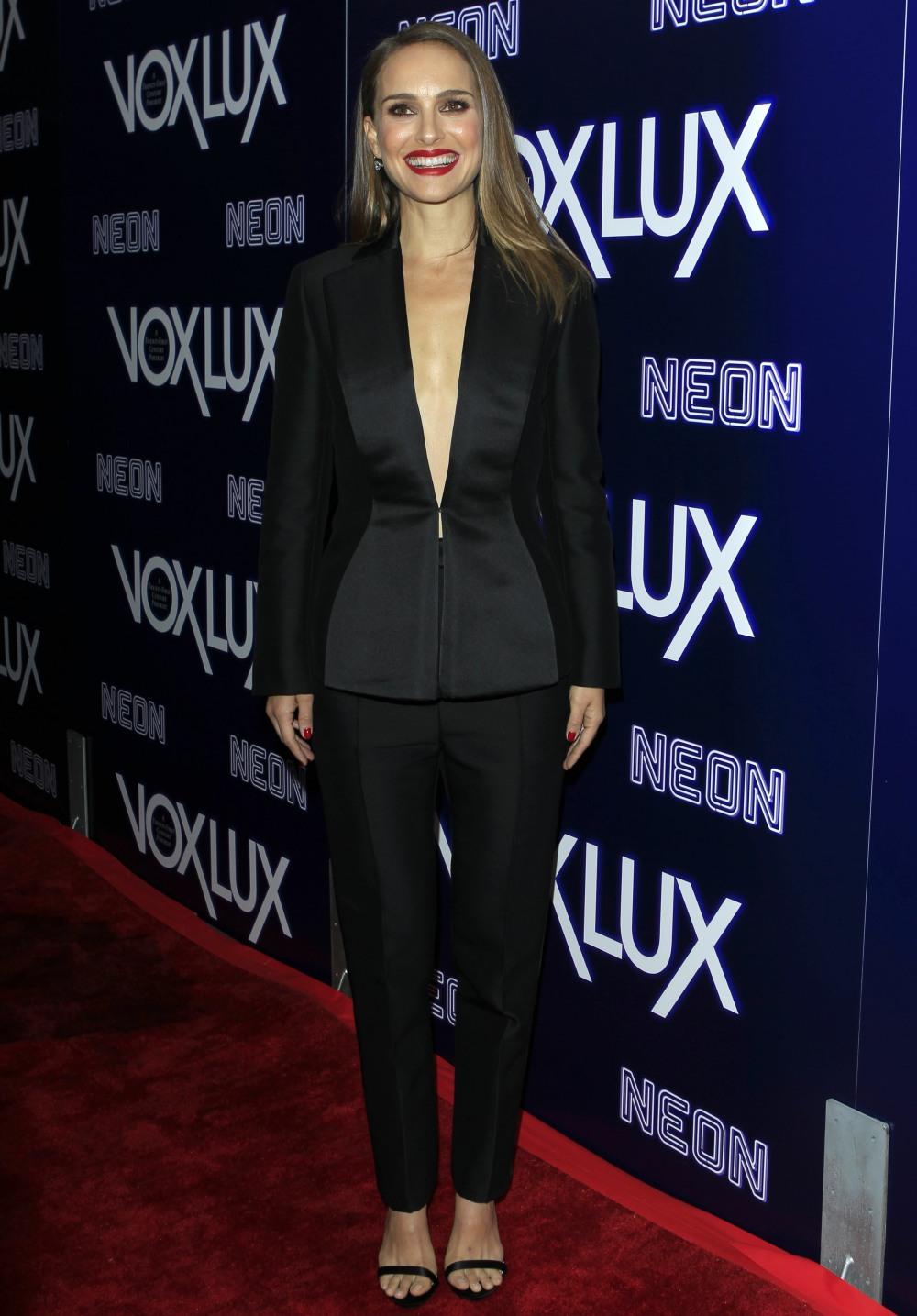 Premiere of Neon's 'Vox Lux' - Arrivals
