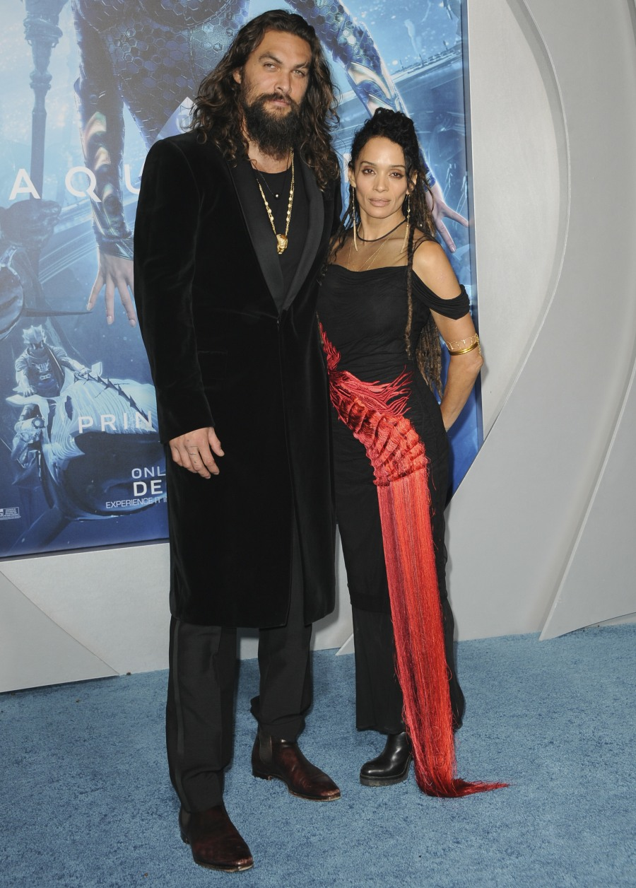 Premiere of Aquaman