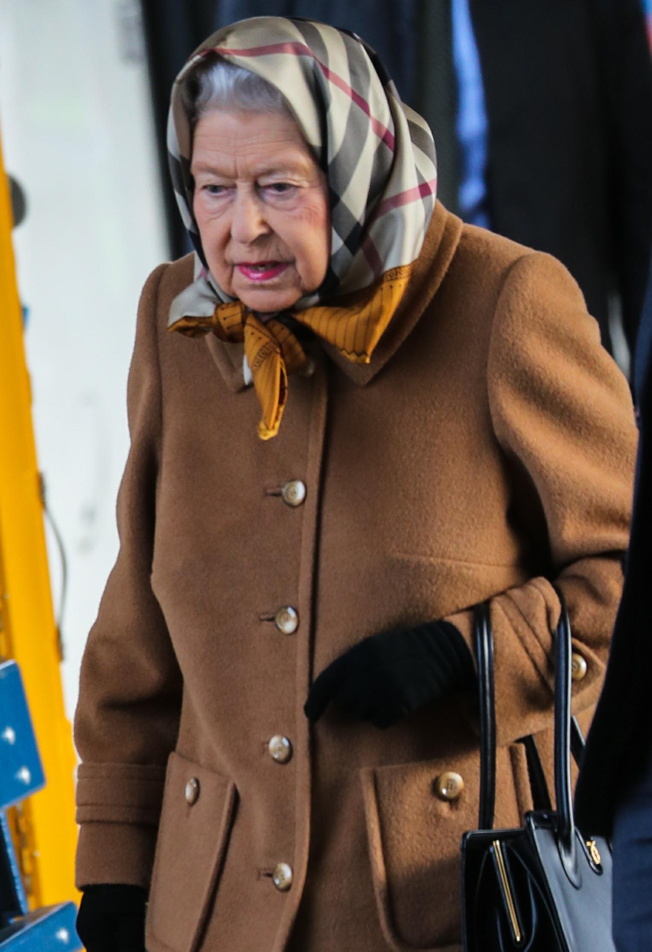 Queen arrival KL