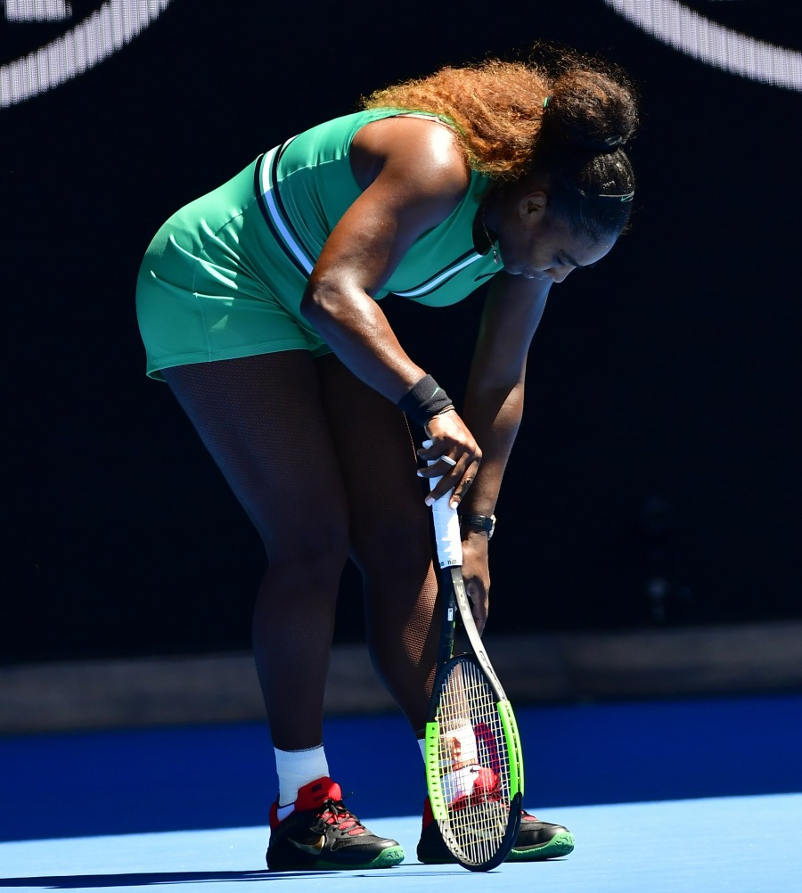 TENNIS : Australian Open - Melbourne - 23/01/2019
