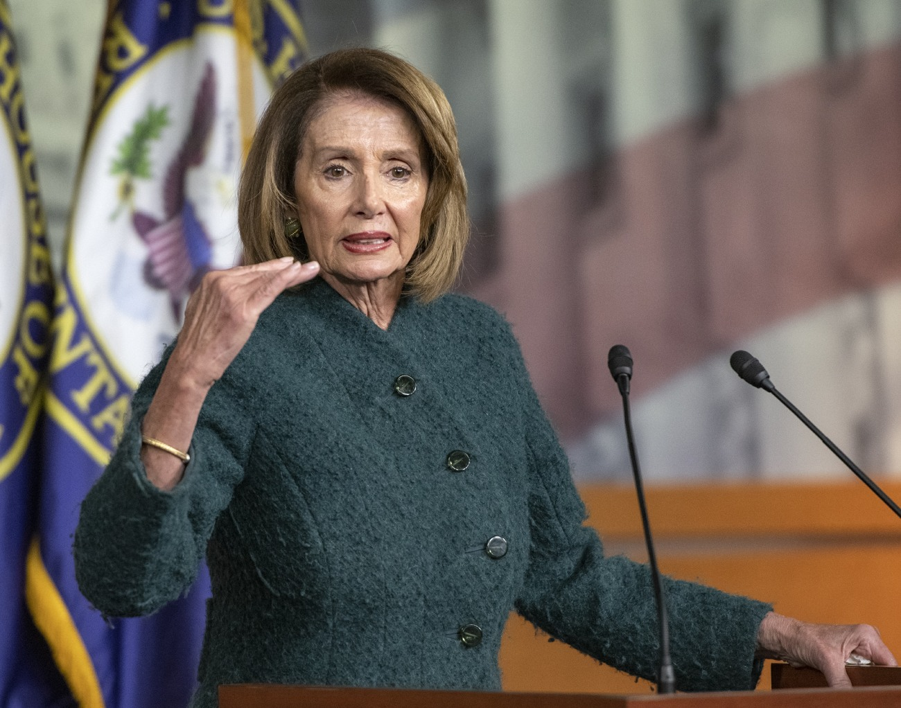 Pelosi Weekly Press Conference