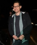 Bryan Singer is all smiles after dinner at Craig's in West Hollywood