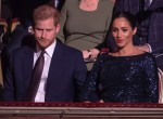 Prince Harry and Meghan Markle have date night at the opening night of Cirque Du Soleil