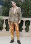 Kristen Stewart joins Tilda Swinton and Tessa Thompson at the Chanel fashion show in Paris