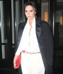 Victoria Beckham keeps her style chic at all times!