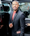 Micheal B. Jordan is all smiles while out and about at 2019 Sundance Film Festival