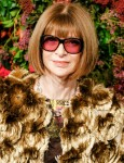 Editor in Chief of US Vogue , Anna Wintour at 64th Evening Standard Theatre Awards 2018 on 18/11/2018