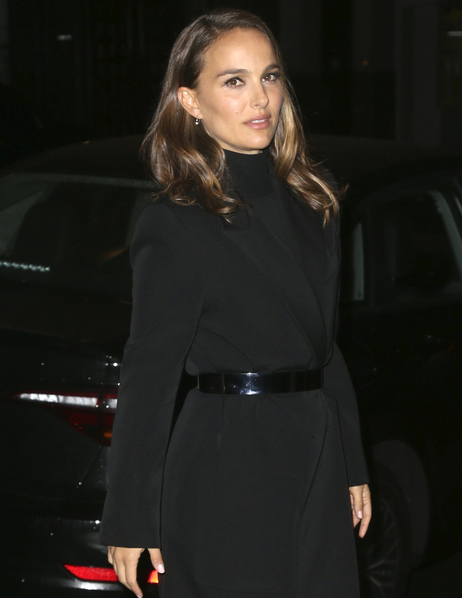 Natalie Portman out and about in New York City