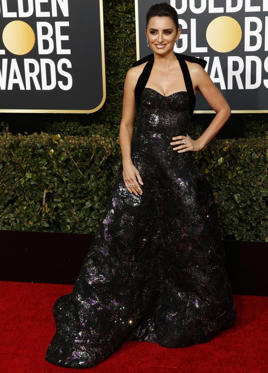 76 ° Arrivi ai Golden Globe Awards