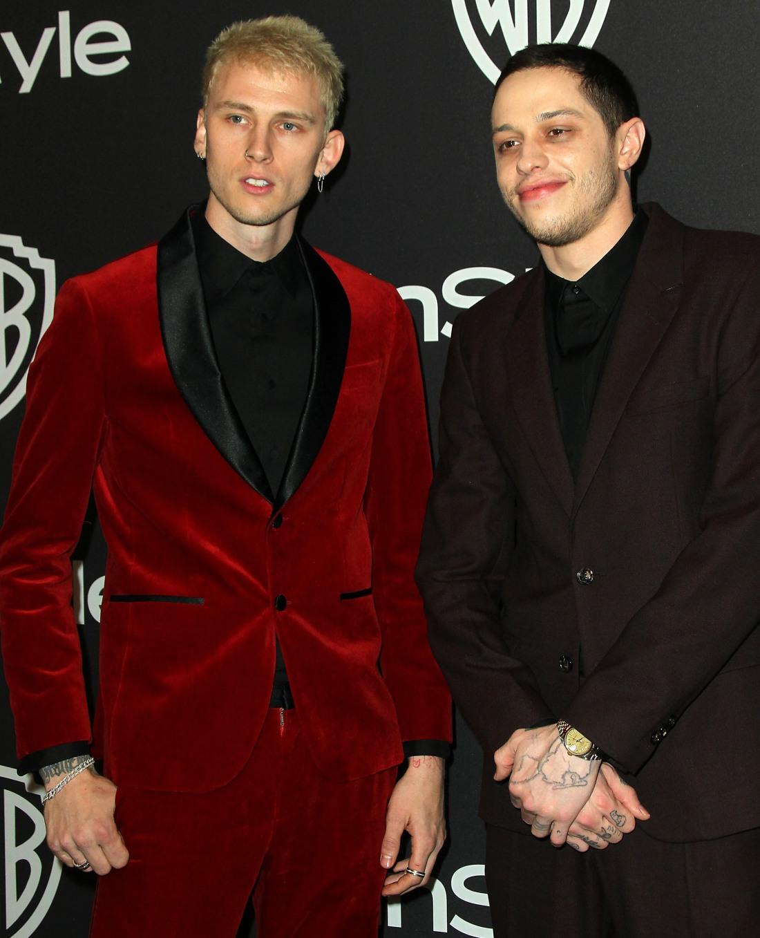 InStyle Warner Bros Golden Globe After Party