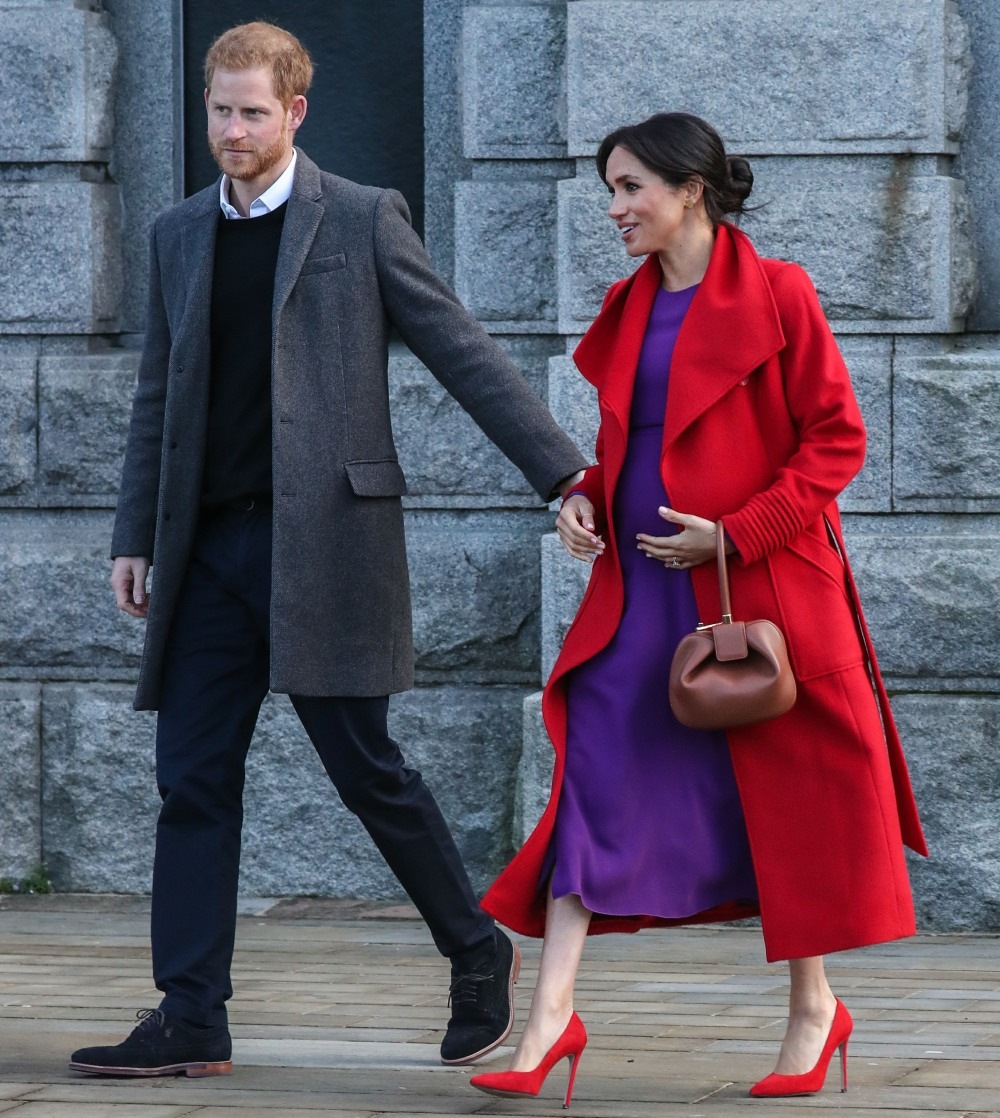 VF: The Sussexes Are Doing 'white-and-gray