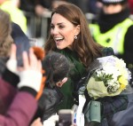The Duke and Duchess of Cambridge officially open the V&A Museum